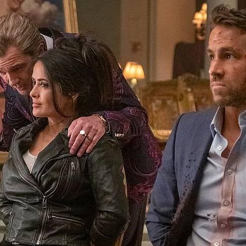 New Hitman's Wife's Bodyguard Teaser