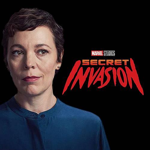 Olivia Colman Joins Marvel's Secret Invasion Series