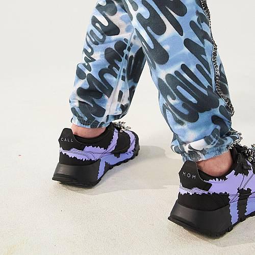 Reebok and Collina Strada - first collaboration during New York Fashion Week